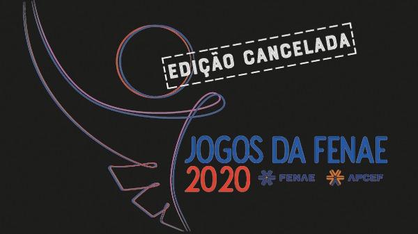 Jogos da Fenae não serão realizados em 2020