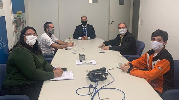 APCEF/SP inicia ciclo de debates sobre reclamações de empregados na SR SP Leste/SUV São Paulo