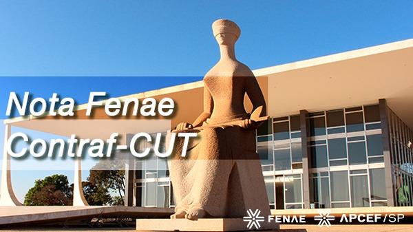 Fenae e Contraf/CUT defendem inclusão da Câmara e do Senado na ação que questiona privatizações