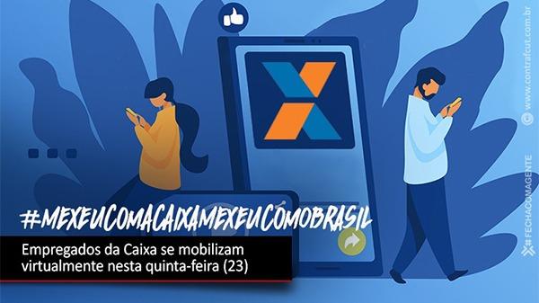 Empregados realizam Dia Nacional de luta na quinta-feira (23)