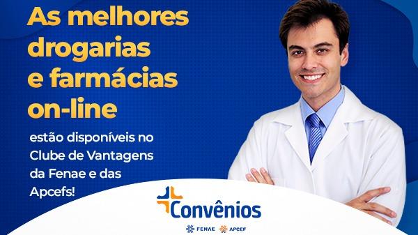 Plataforma Convênios tem novos parceiros no setor de farmácias e drogarias