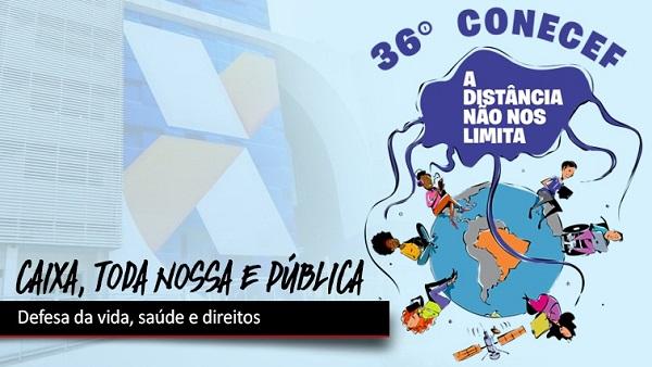 36º Conecef define pauta de reivindicações específicas para Campanha Nacional 2020