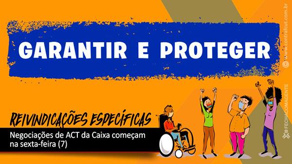 Apcef e Sindicato conversam com empregados das áreas-meio sobre Campanha Nacional dos Bancários