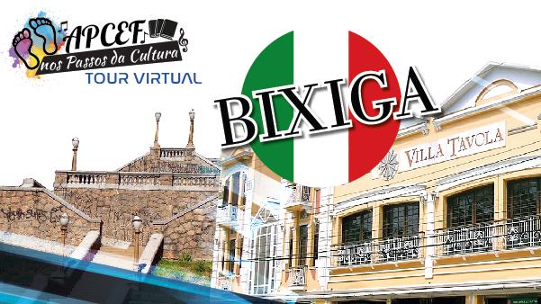 Próximo APCEF nos Passos da Cultura visita virtualmente o bairro do Bixiga