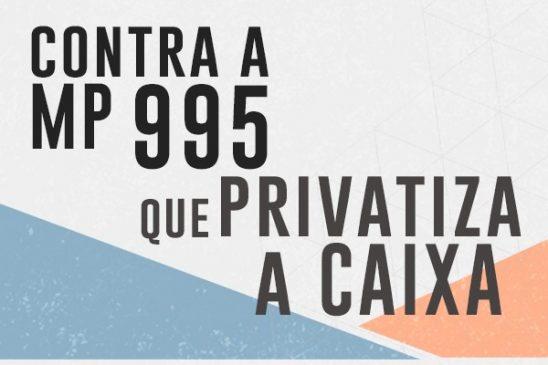 Contraf/CUT protocola Ação Direta de Inconstitucionalidade contra MP 995