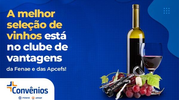 Lojas de vinhos estão com superdescontos na plataforma Convênios. Aproveite!