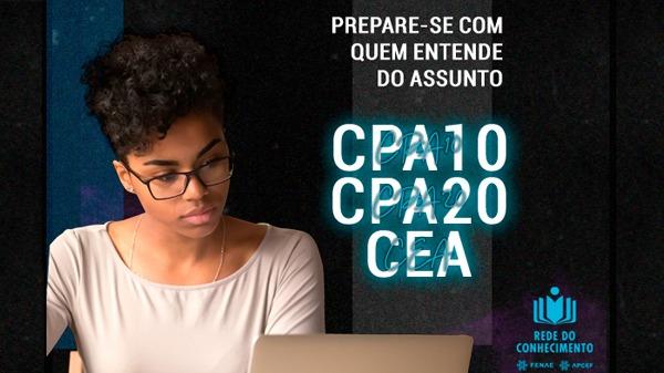 Rede do Conhecimento oferece novo simulado para as provas de CPA-10, 20 e CEA