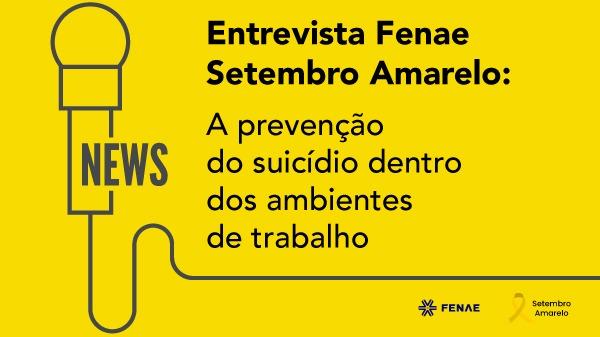 """Setembro Amarelo: """"As empresas não podem fingir que suicídios não acontecem"""", afirma especialista"""