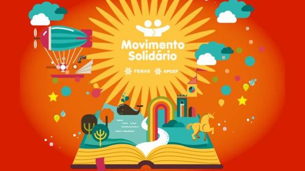 Estante Mágica realiza parceria com Instituto Fenae Transforma para repasse de livros a comunidades de baixa renda