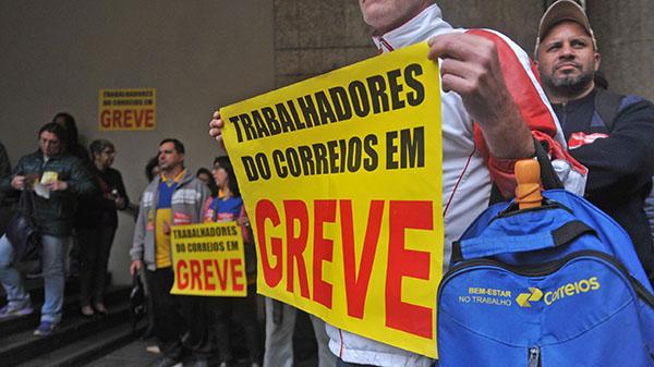 TST julga paralisação dos Correios e cancela 50 cláusulas do antigo acordo coletivo