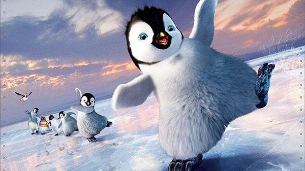 Tem Happy Feet neste domingo no Cine Drive-In. Adquira seu ingresso com desconto