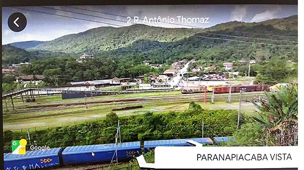 O passeio virtual para Paranapiacaba foi incrível e os fantasmas não apareceram