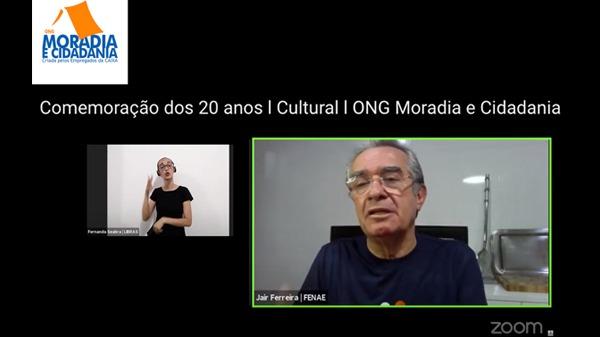 Moradia e Cidadania: empregados Caixa comemoram 20 anos de solidariedade