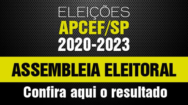 Eleições: confira resultado da 4ª sessão da Assembleia Geral Ordinária Eleitoral