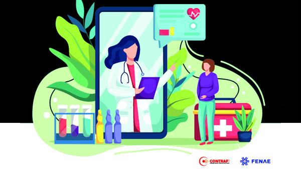 Fenae e Contraf/CUT vão ajuizar ação para garantir telemedicina aos beneficiários do PAMS