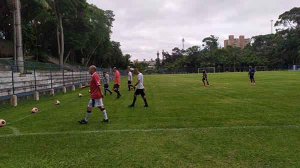 Treinos esportivos são retomados no clube da capital