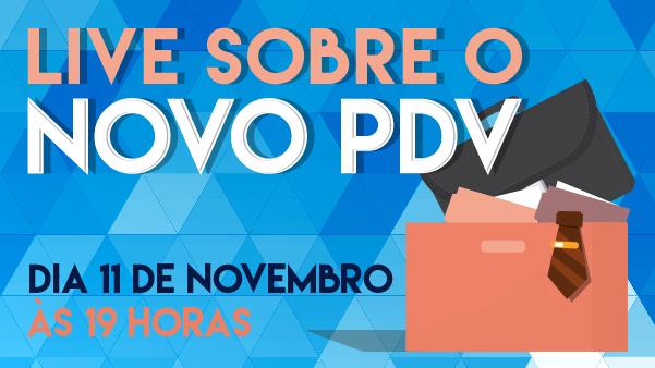 Nesta quarta-feira (11) tem live sobre o novo PDV nas redes sociais da Apcef/SP