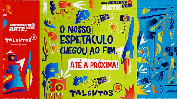 Edição virtual do Talentos Fenae/Apcef teve recorde de participação e reuniu grandes nomes da cultura
