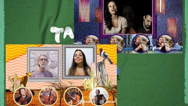 Talentos Fenae/Apcef 2020 é encerrado em clima de emoção e reafirmando a importância da cultura para o Brasil