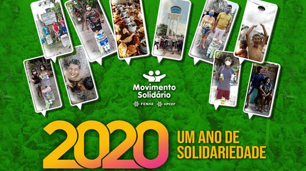 Em 2020, Movimento Solidário ajudou Belágua a enfrentar a pandemia