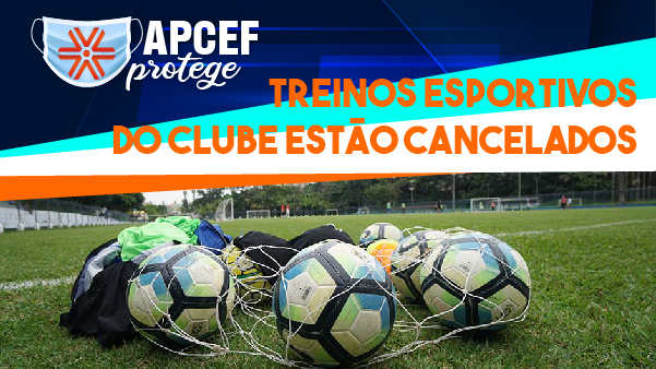 Treinos esportivos do clube da capital estão cancelados por conta de novo decreto do governo de São Paulo