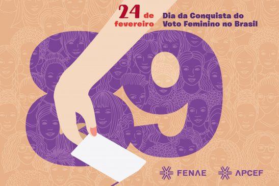 Voto feminino: conquista do direito completa 89 anos nesta quarta (24)