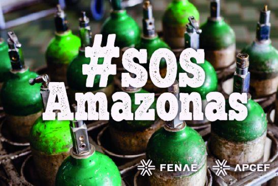 Campanha SOS Amazonas arrecada mais de R$ 37 mil