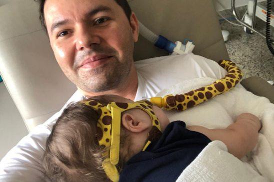 Movimento Solidário arrecada mais de R$ 192 mil para filho de empregado da Caixa que sofre de AME