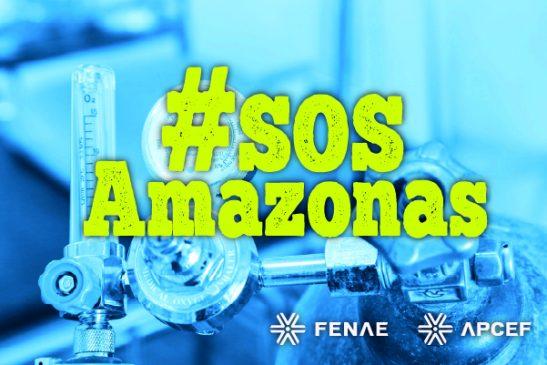 SOS Amazonas: campanha para compra de insumos hospitalares continua. Colabore!