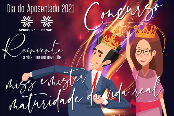 Reinvente a vida com um novo olhar: estão abertas as inscrições para o Concurso Miss e Mister 2021