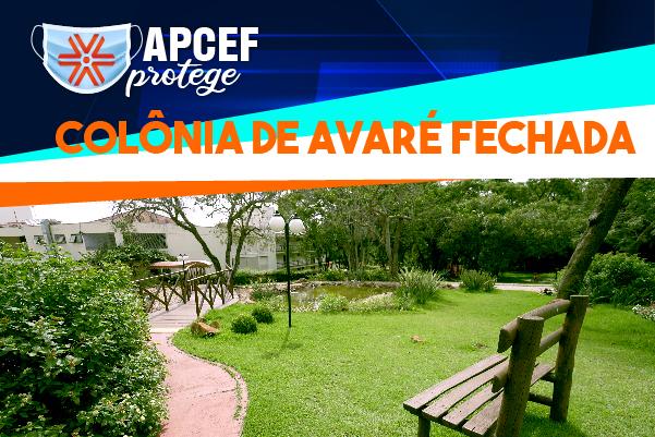 Com região de Bauru na fase vermelha do Plano São Paulo, Colônia de Avaré fecha para hospedagem a partir de 23/2