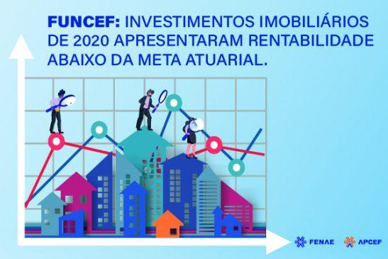 Participantes precisam acompanhar reestruturação de carteira imobiliária da Funcef