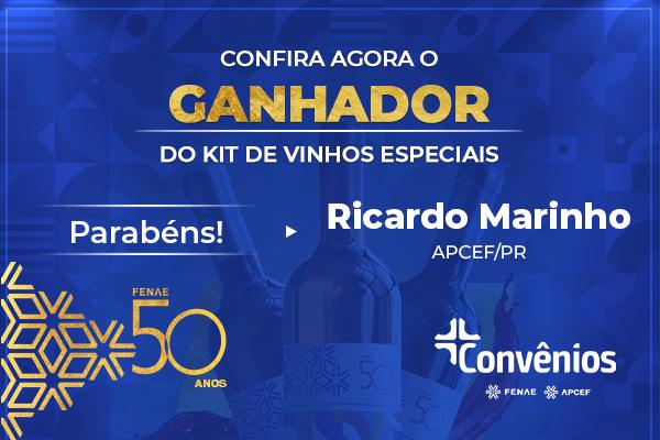 Convênios Fenae/Apcefs: Kit de vinhos vai para associado da Apcef/PR