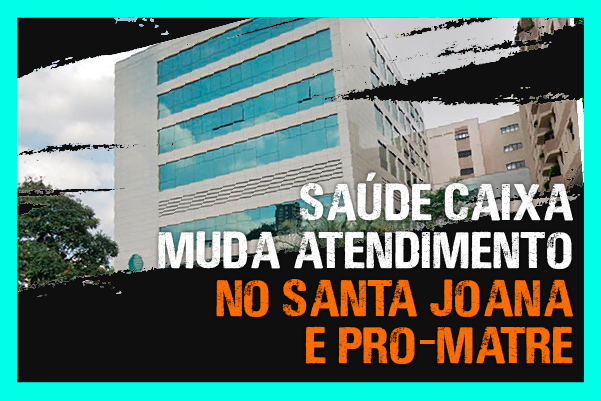 Após cobrança das entidades, atendimento aos Hospitais e Maternidades Santa Joana e Pro Matre é restabelecido