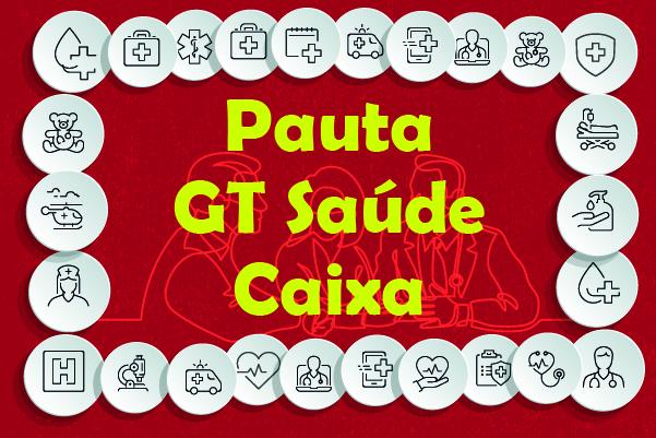 GT Saúde Caixa: reunião foi adiada para 8 de abril