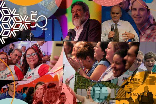 Fenae 50 anos: Inspira já reuniu cerca de 2 mil participantes em quatro anos de realizações
