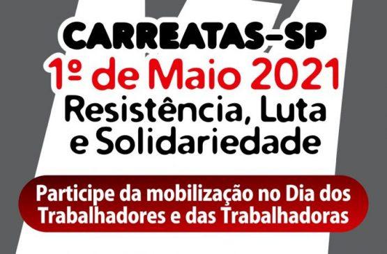 1º de maio – Dia do Trabalhador: na pauta do ato virtual estão respeito à vida a defesa dos bancos públicos