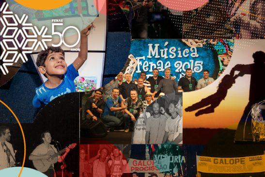 Fenae 50 anos: política cultural segue trilha deixada pelas lutas dos empregados da Caixa