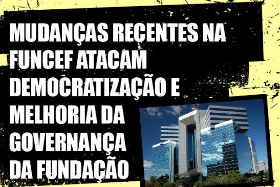 Com Pedro Guimarães, a democracia na Funcef corre risco?