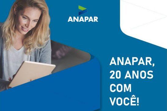 Dirigentes da Apcef/SP participam de Congresso Nacional da Anapar