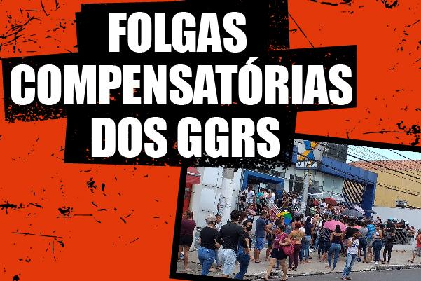 Discriminação: GGRs em home office de SEVs da capital são excluídos das folgas compensatórias reconhecidas pela Caixa