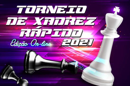 Enxadristas participam de Torneio de Xadrez Rápido da Apcef/SP