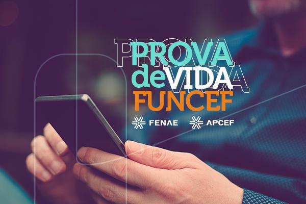 Aposentados e pensionistas relatam dificuldade para fazer a prova de vida da Funcef no aplicativo