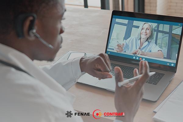 Fenae e Contraf garantem telemedicina aos usuários do antigo plano de saúde dos empregados, o PAMS
