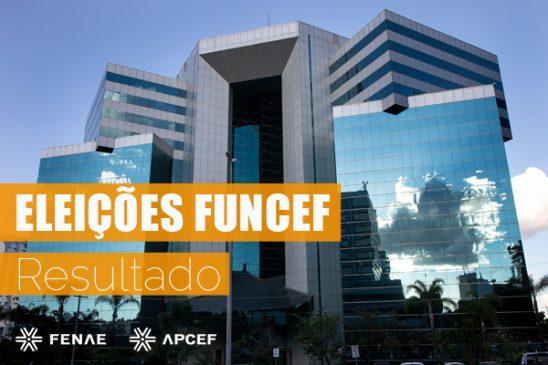 Chapa 1 – A Funcef é dos Participantes vence as eleições para Conselhos Deliberativo e Fiscal