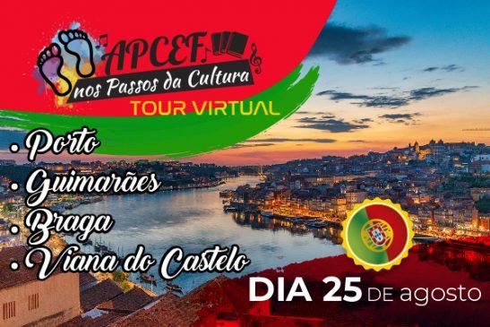 Preparados para mais uma viagem virtual por Portugal? Inscreva-se agora mesmo!