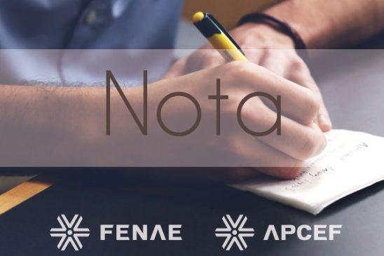 Fenae se posiciona em relação à recente decisão judicial que circula entre participantes e assistidos