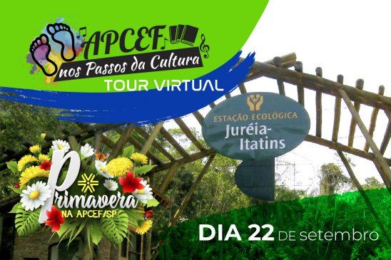 Apcef nos Passos da Cultura especial de primavera leva o associado para conhecer a Estação Ecológica Jureia-Itatins
