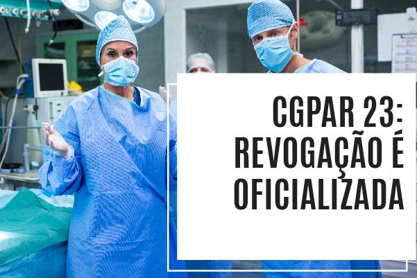 Revogação da CGPAR 23 é oficializada, e categorias devem lutar para reverter alterações