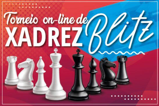 Estão abertas as inscrições para o Torneio de Xadrez Blitz da Apcef/SP